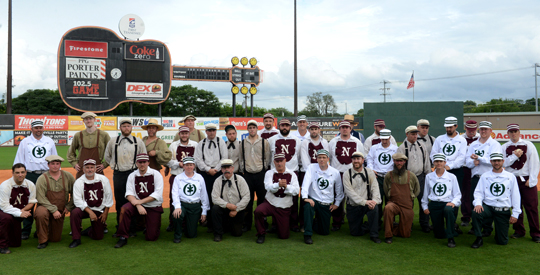 vintage-team-photo-guitar-scoreboard-greer-stadium-2014