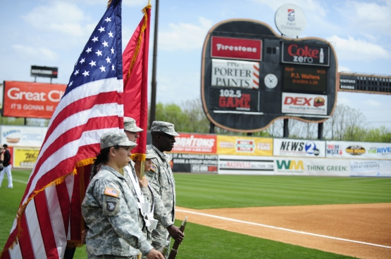 troops color guard america military soldiers 413 national anthem flag (3)